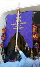 Hoy: Misa semanal de la Hermandad del Rocío de Jerez